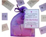 21st Birthday Quotes Gift of Positivity, Laughter and Inspiration