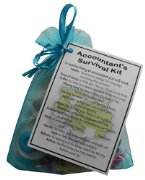 Accountant's Survival Kit - Great gift for an accountant -