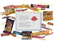 Anniversary Sweet Box-Perfect fun gift for your husband, wife, girlfriend, boyfriend etc.