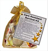 Care Assistant Survival Kit Gift  - New job, Carer gift, Secret santa Care Assistant Gift