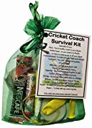 Cricket Coach Survival Kit Gift  - Cricket Coach gifts, gift for Cricket Coach, thank you gift for Cricket Coach gift