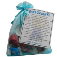 Dad's Survival Kit Gift for Father's Day-A great novelty gift