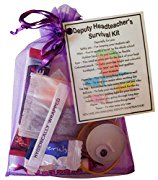 Deputy Headteacher Survival Kit Gift  - Great present for Christmas, end of year or just because...