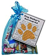 Dog Walker's Survival Kit for Dog Walker, New dog walker, Thank you Dog Walker gift, Dog waking gift -