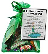 Fisherman's Survival Kit Gift  - Small Novelty gift