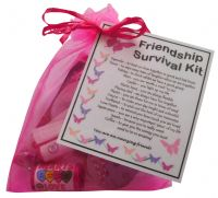 Friendship Survival Kit-Great BFF present for Birthday, Christmas or just because?