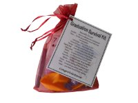 Graduation Survival Kit-Great novelty graduation gift / keepsake