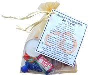 Groom's Wedding Survival Kit - Great gift for Bride to be -