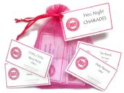 Hen Night Game - Charade games suitable for Hen Nights
