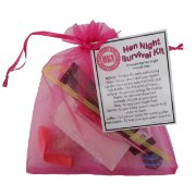 Hen Night Survival Kit (5 bags)-A great way to add more fun to a Hen party