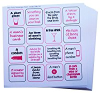 Hen Party Scavenger Hunt Game  - 24 game cards