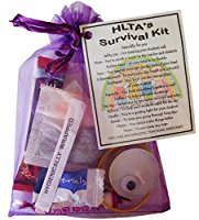 HLTA Survival Kit Gift  - Great present for Christmas, end of year or just because...