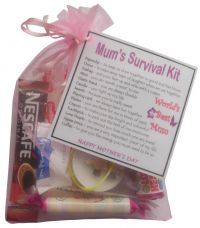 Mother's Day Survival Kit-A wonderful present for your mum