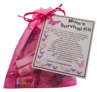 Mum's Survival Kit-Great present for Birthday, Christmas or just because?