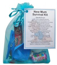 New Mums Survival Kit Fun Novelty Gift