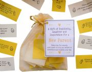New Parent New Parent \/ New Mum Gift  - Quotes of Positivity, Laughter and Inspiration