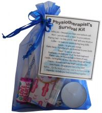 Physiotherapist's Survival Kit - Great gift for a Physiotherapist