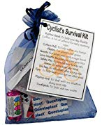 SMILE GIFTS UK Cyclist's Survival Kit Gift  - Small Novelty gift