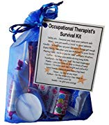 SMILE GIFTS UK Occupational Therapist's Survival Kit - Great gift for a Occupational Therapist gift, thank you gift for Occupational Therapist Secret Santa Gift