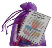 Teacher's Survival Kit-Great way to thank your Teacher