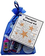 Therapist Survival Kit - Great gift for a Therapist gift, Therapist Secret Santa Gift