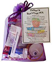 Tutor Survival Kit Gift  - Great present for Christmas, end of year or just because...