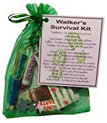 Walker's Survival Kit Gift  - Small Novelty gift